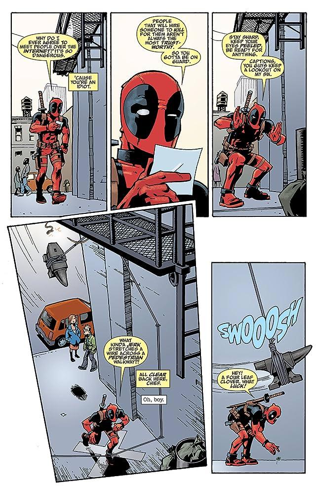 Deadpool Team-Up #885