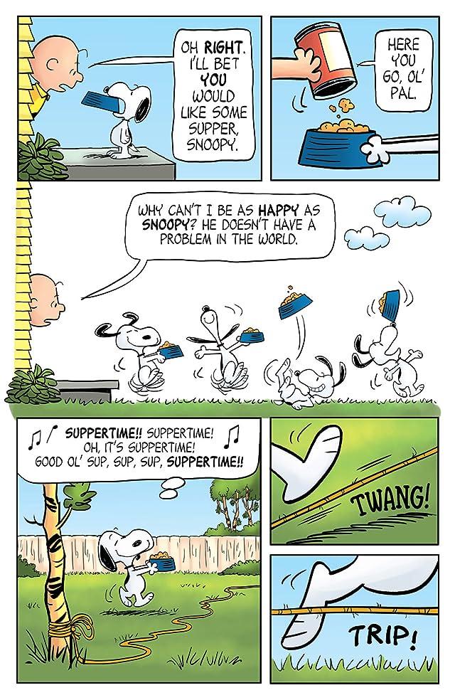 Peanuts Vol. 2 #4