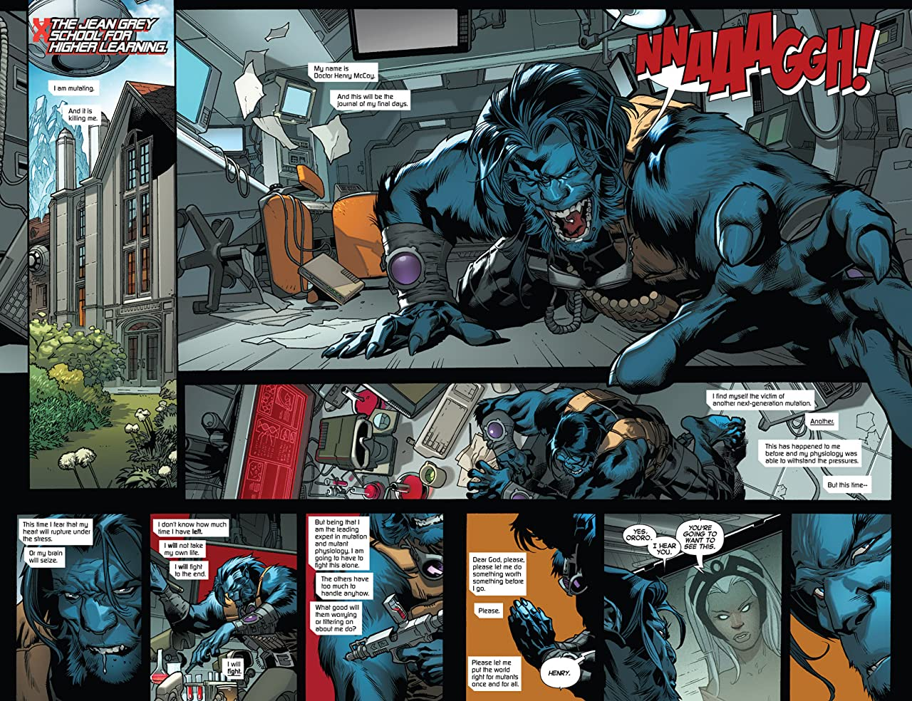 All-New X-Men (2012-2015) #1