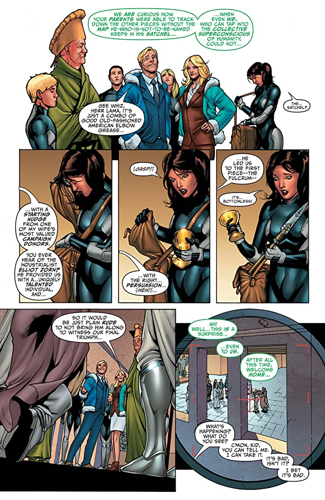 click for super-sized previews of Archer & Armstrong (2012- ) #4: Digital Exclusives Edition