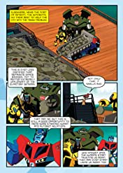 Transformers Animated Vol. 9