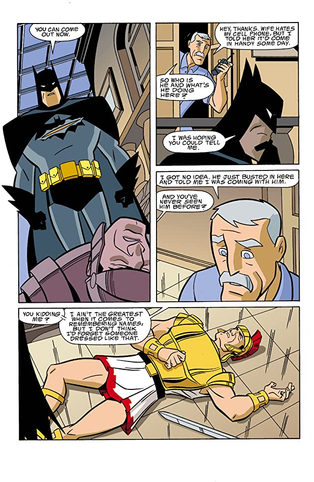 Batman: Gotham Adventures #34