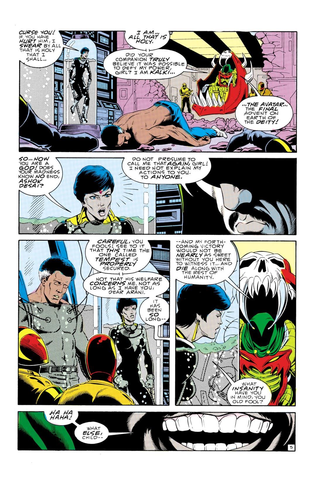 Doom Patrol (1987-1995) #2