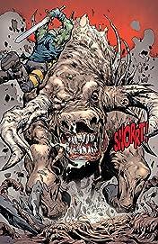 Frankenstein, Agent of SHADE (2011-2013) #14