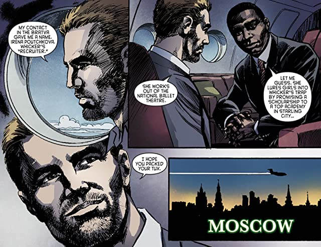 click for super-sized previews of Arrow (2012-2013) #6