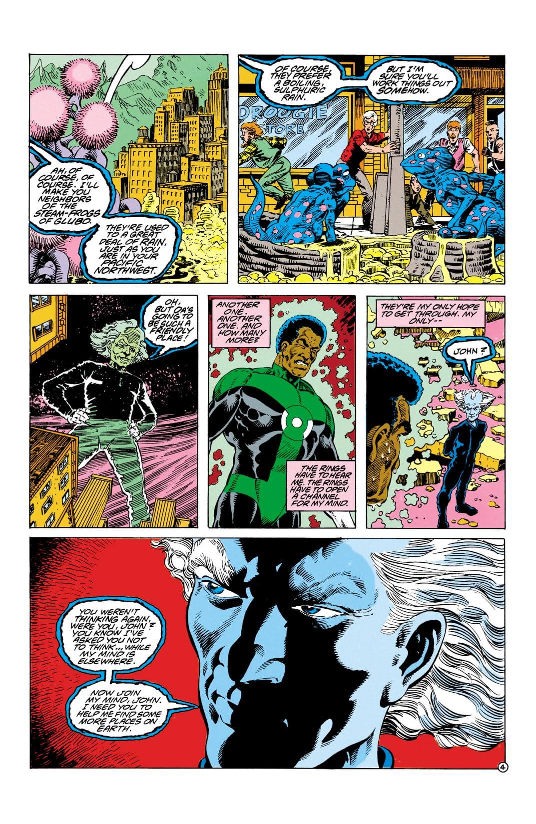 Green Lantern (1990-2004) #4