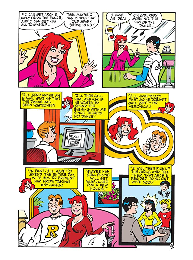 Betty & Veronica Digest #180