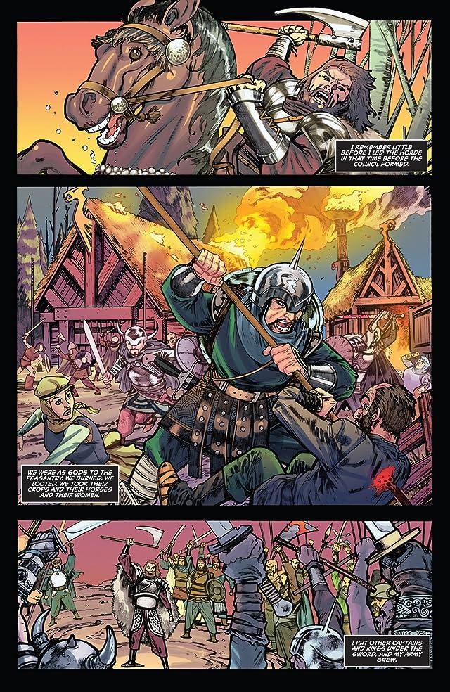 Myths & Legends #22