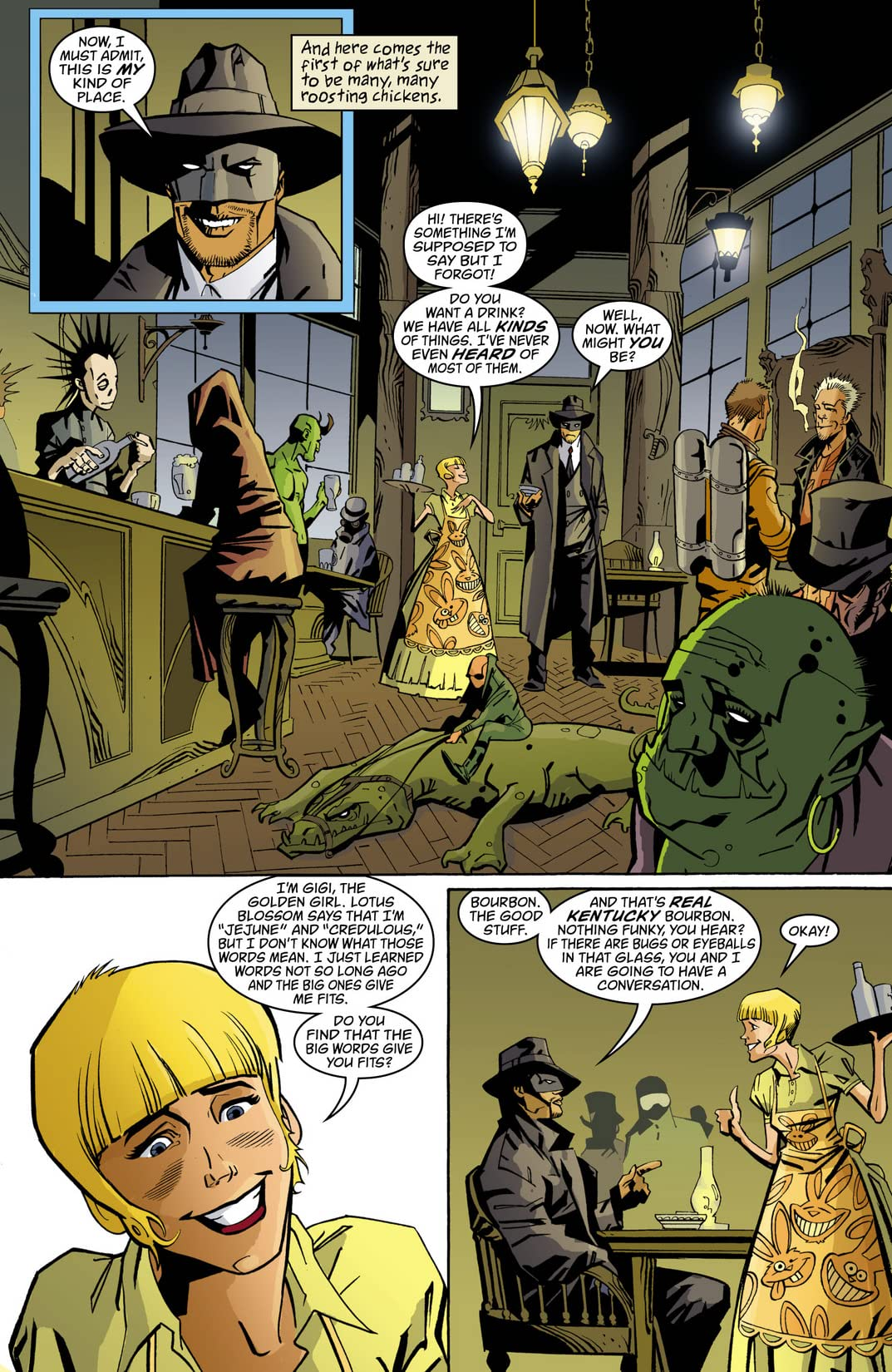 House of Mystery (2008-2011) #37