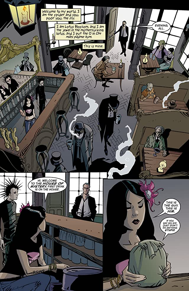 House of Mystery (2008-2011) #36