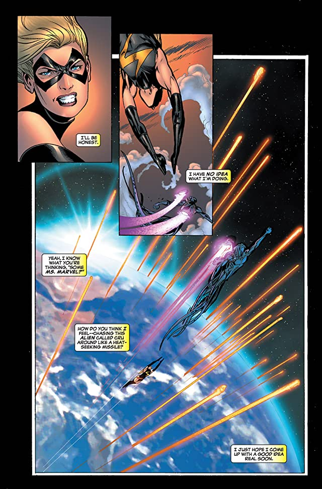 click for super-sized previews of Ms. Marvel (2006-2010) #3