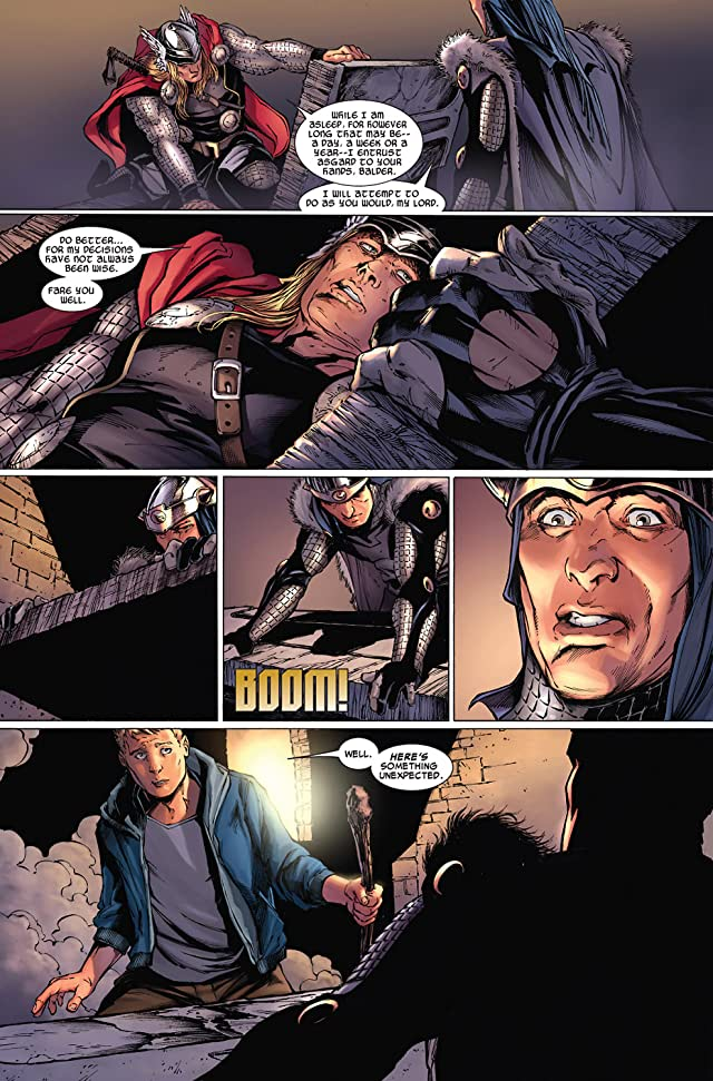 click for super-sized previews of Thor (2007-2011) #7