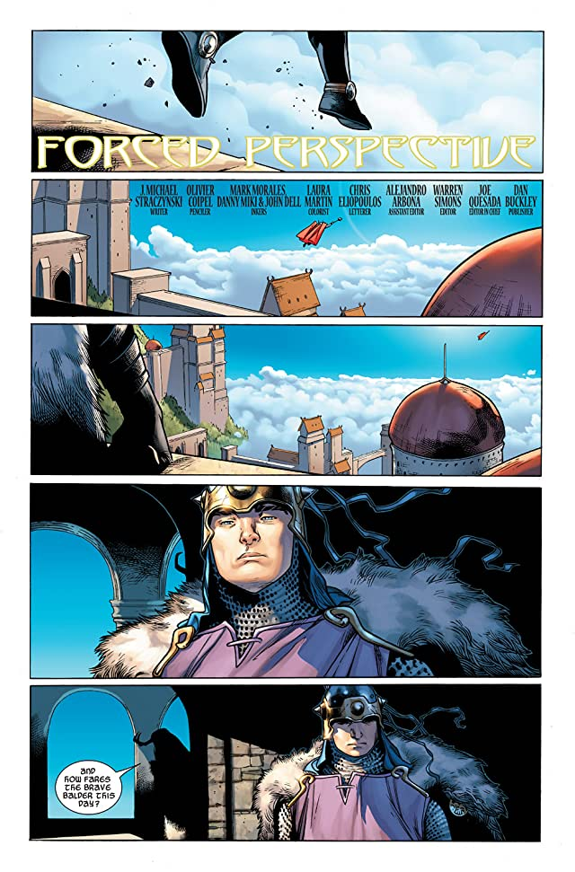 click for super-sized previews of Thor (2007-2011) #9