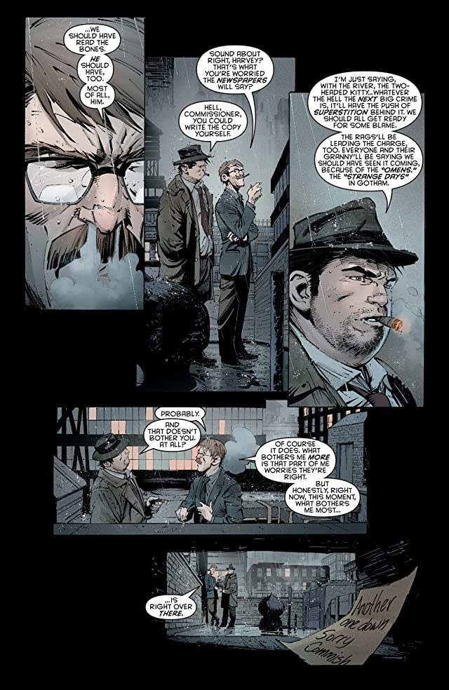 click for super-sized previews of Batman (2011-) #13