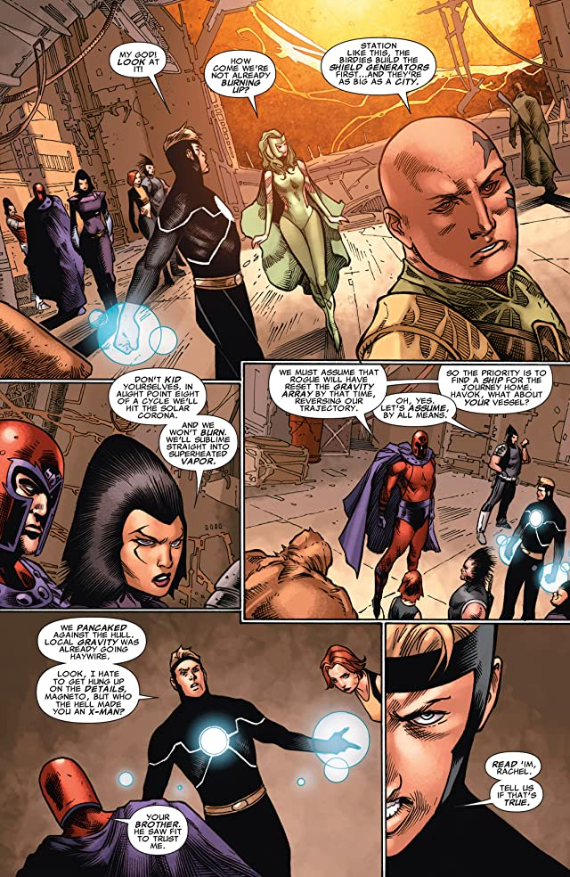 click for super-sized previews of X-Men: Legacy (2008-2012) #257