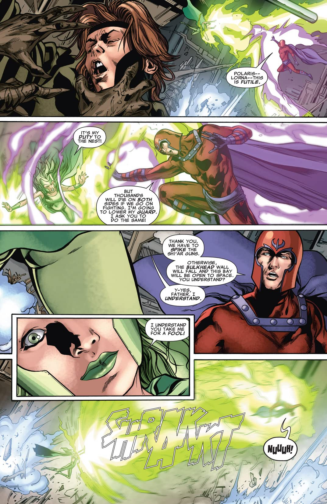 X-Men: Legacy (2008-2012) #256