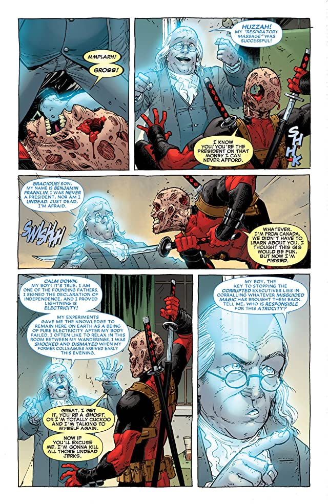 click for super-sized previews of Deadpool (2012-2015) #2