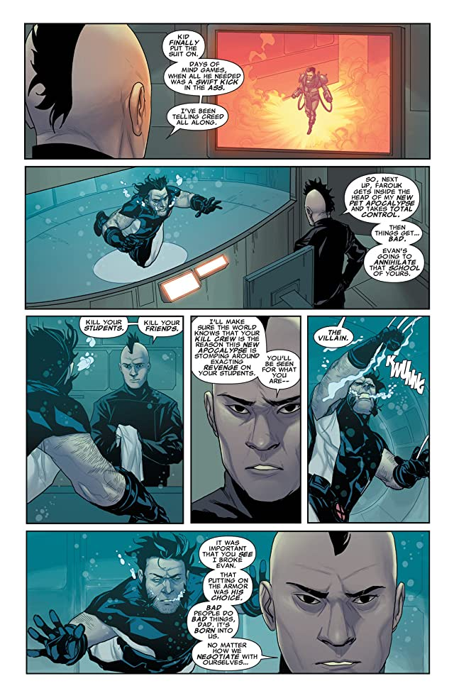 click for super-sized previews of Uncanny X-Force (2010-2012) #34