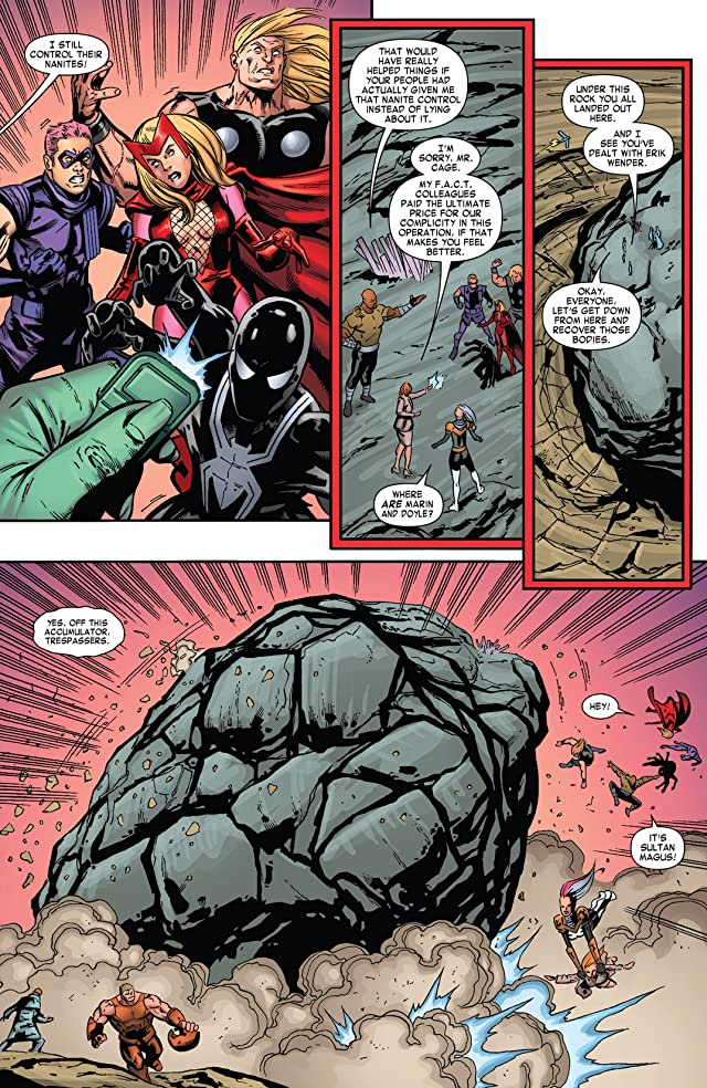 click for super-sized previews of Dark Avengers #183