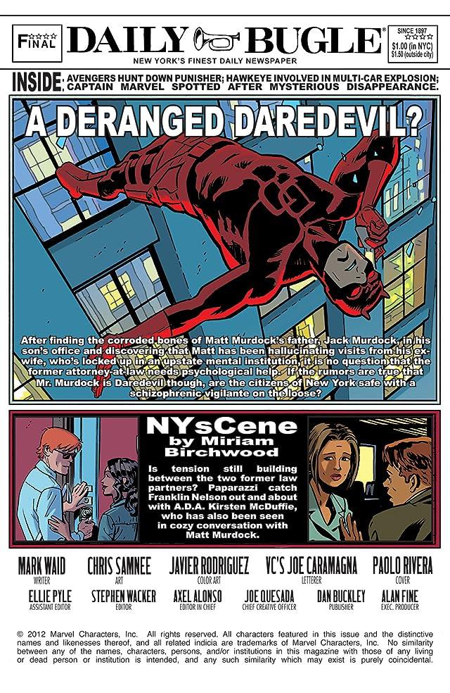 click for super-sized previews of Daredevil (2011-2014) #20