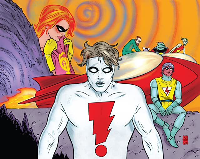 click for super-sized previews of Madman: Atomica! Part 3