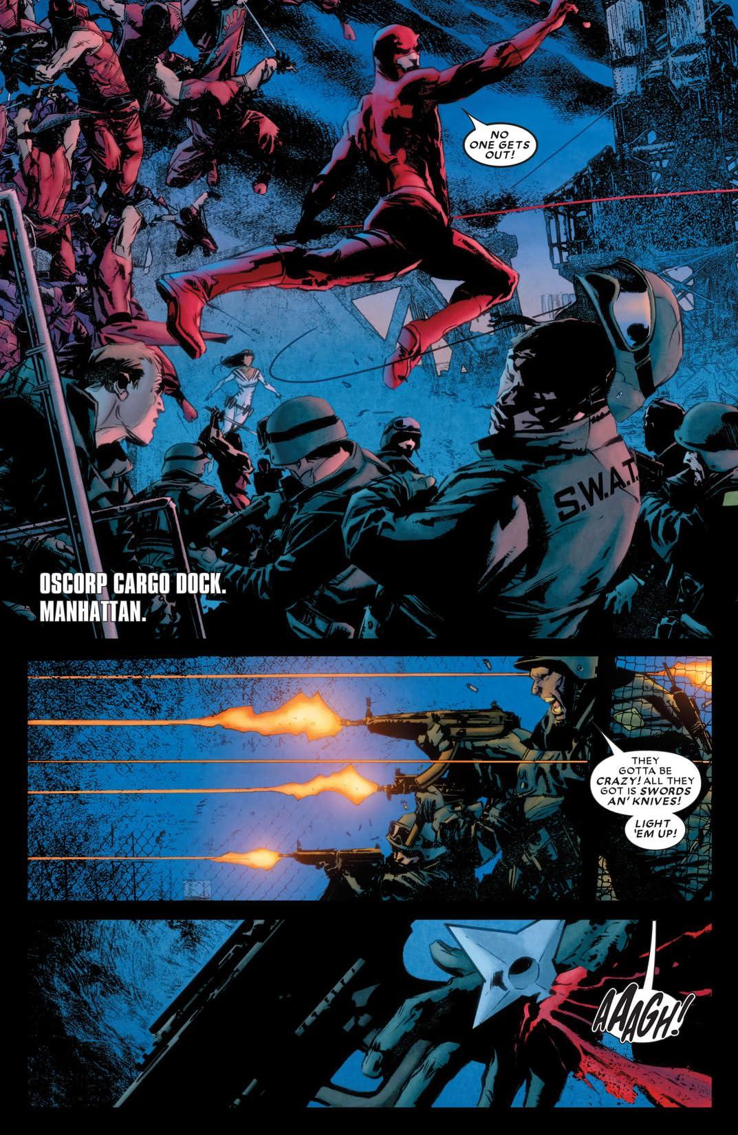 Daredevil (1998-2011) #503