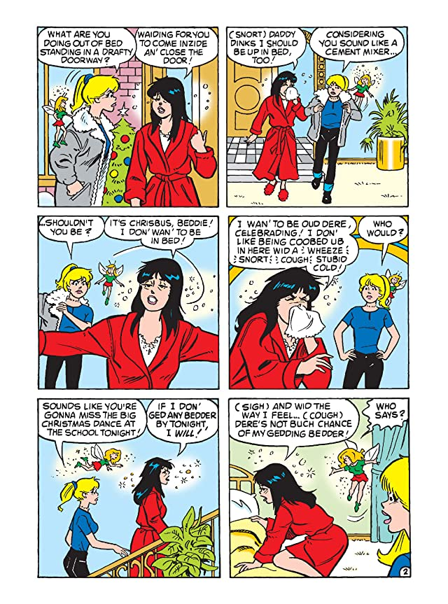 click for super-sized previews of Betty & Veronica Double Digest #207