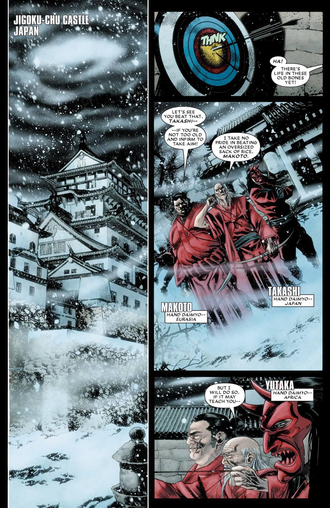 Daredevil (1998-2011) #505