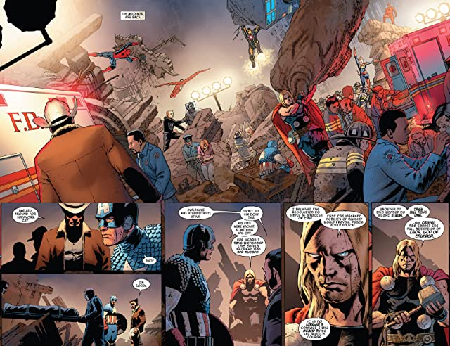 click for super-sized previews of Uncanny Avengers #2