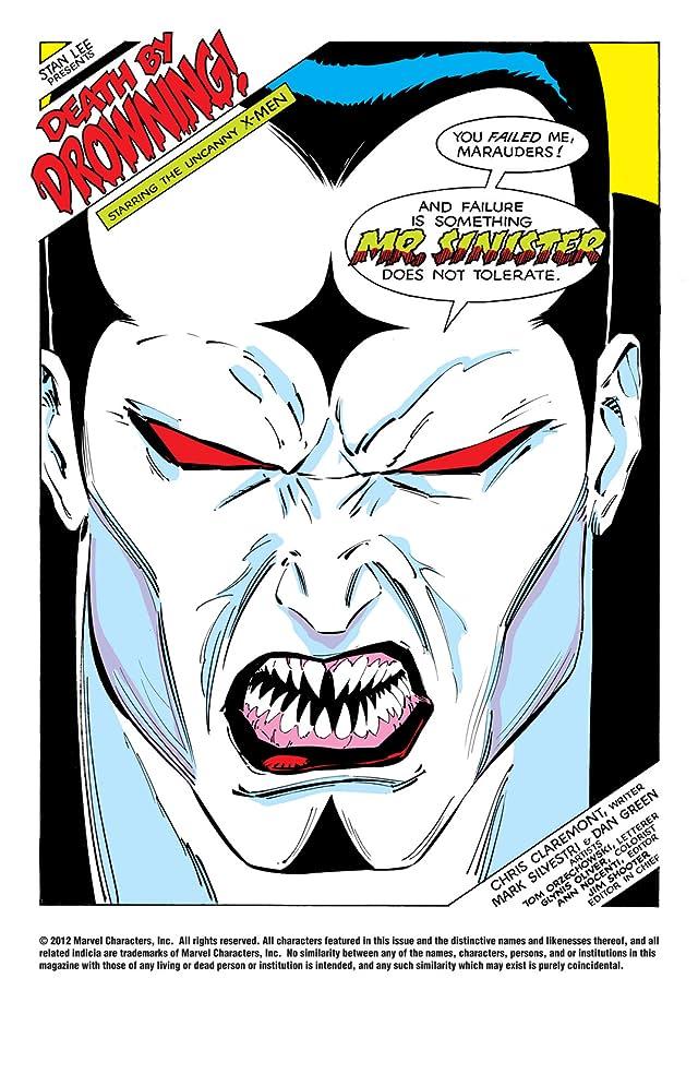 Uncanny X-Men (1963-2011) #221