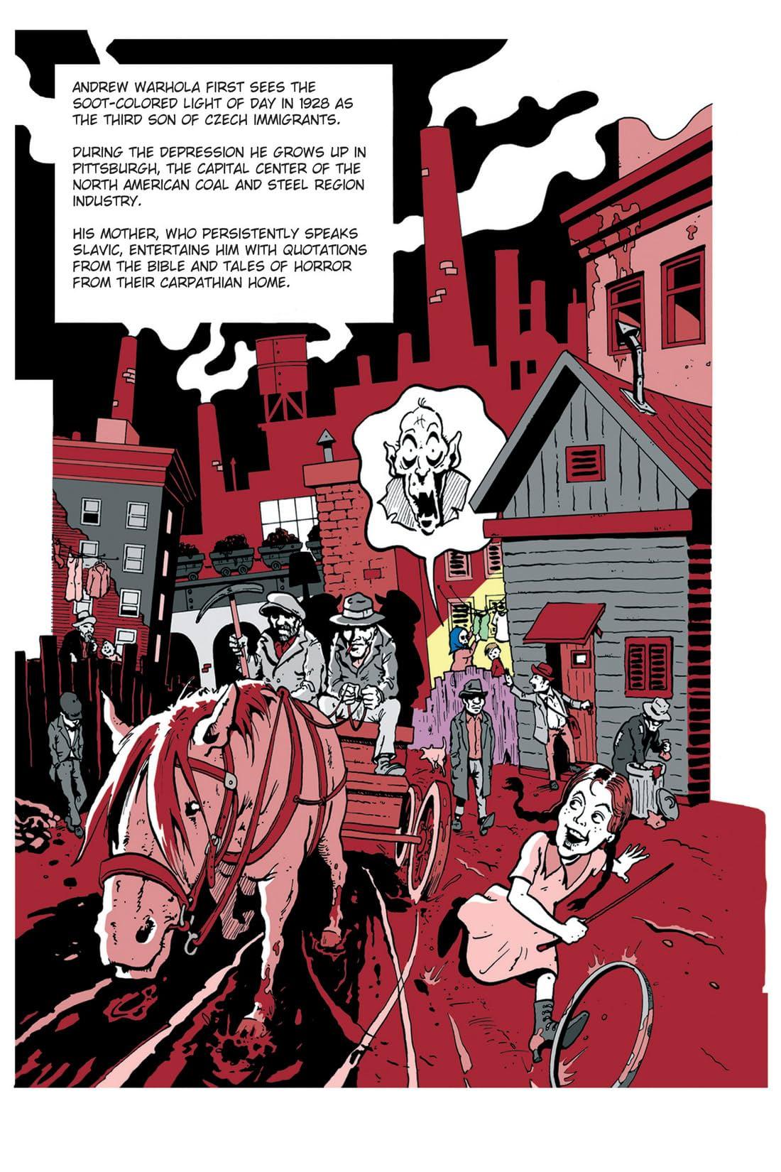 Milestones of Art: Andy Warhol: The Factory