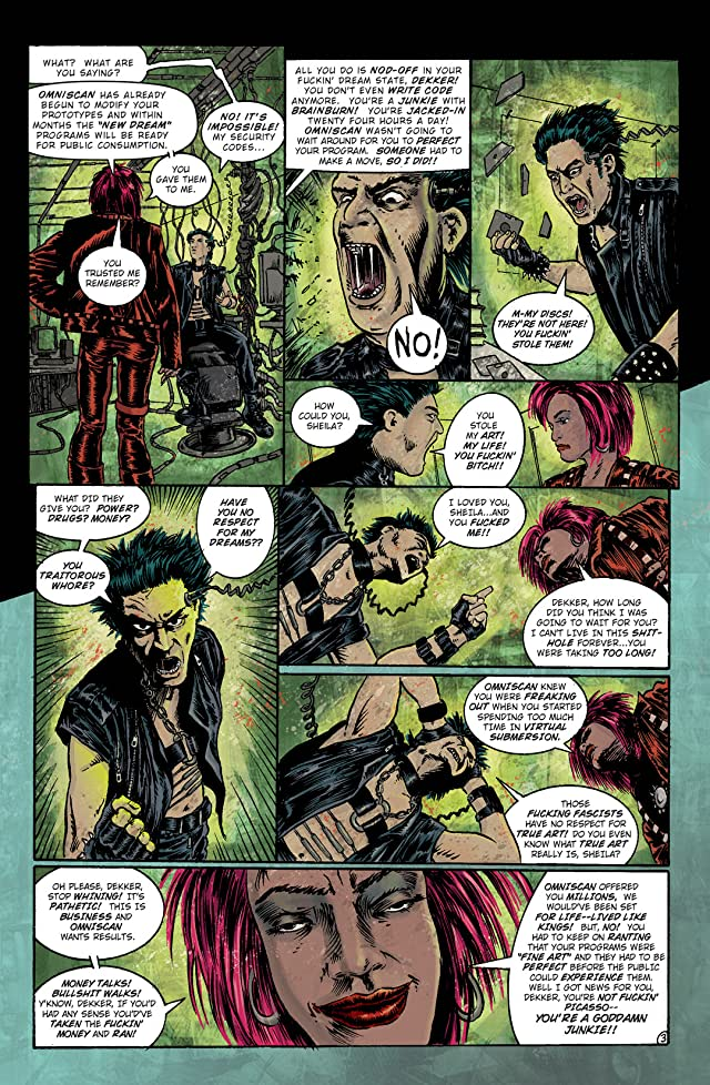 The Asylum of Horrors #2