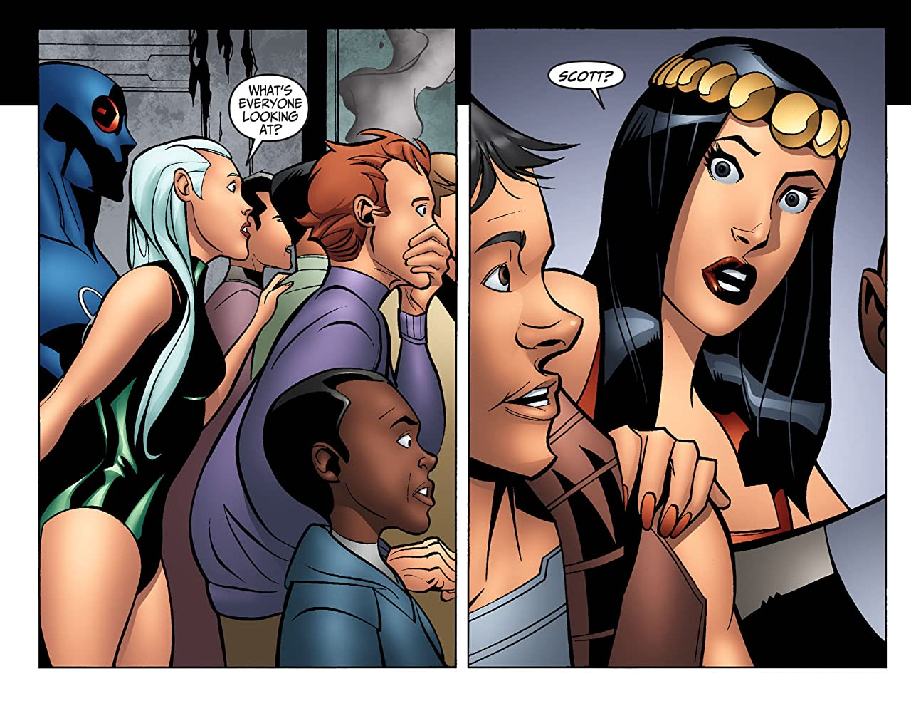 Justice League Beyond (2012-2013) #15
