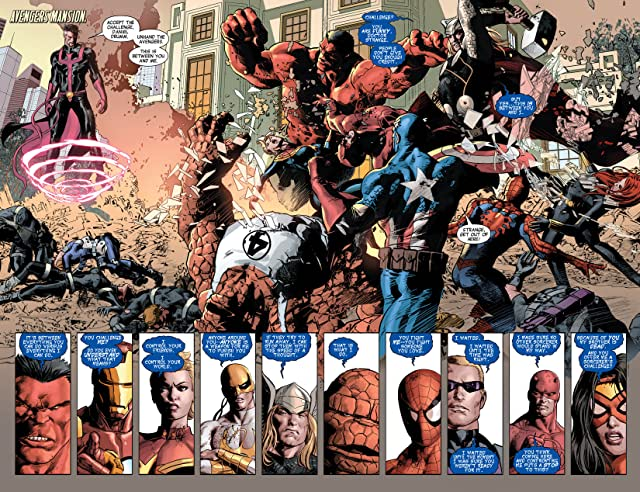 click for super-sized previews of New Avengers (2010-2012) #34