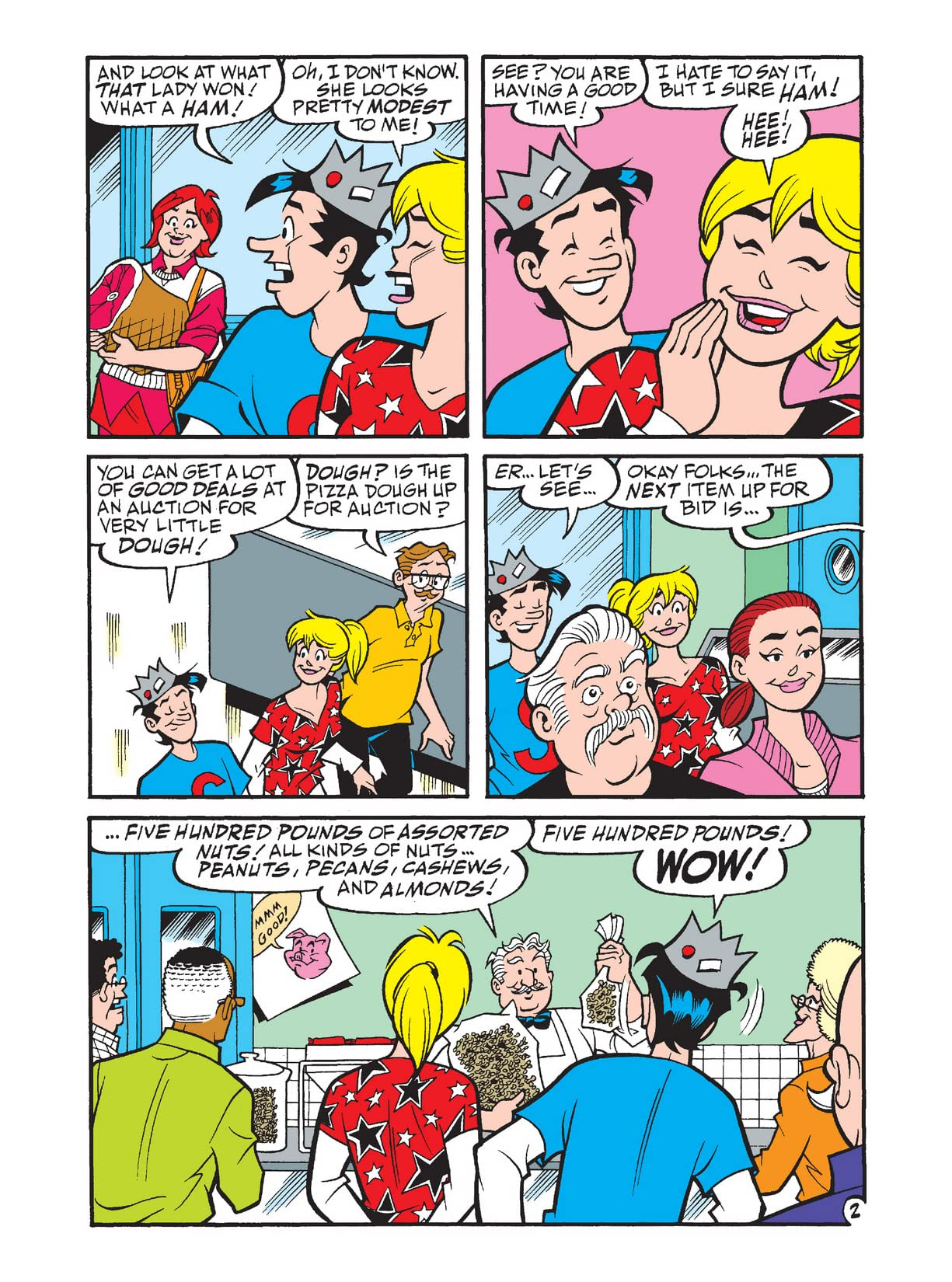 Jughead and Friends Digest #26