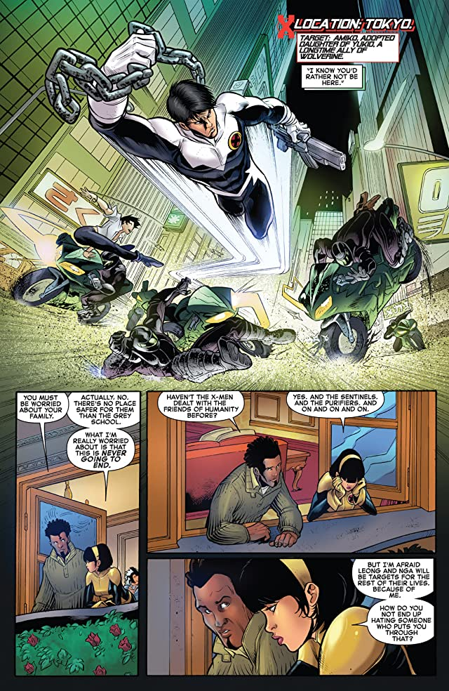 click for super-sized previews of Astonishing X-Men (2004-2013) Annual #1