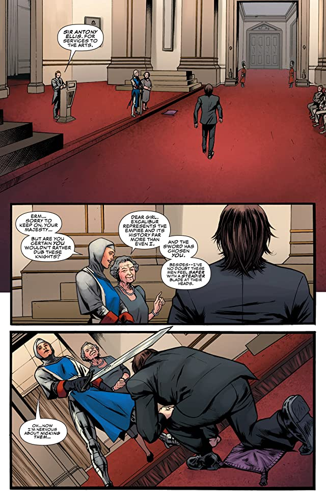 click for super-sized previews of Gambit (2012-2013) #6