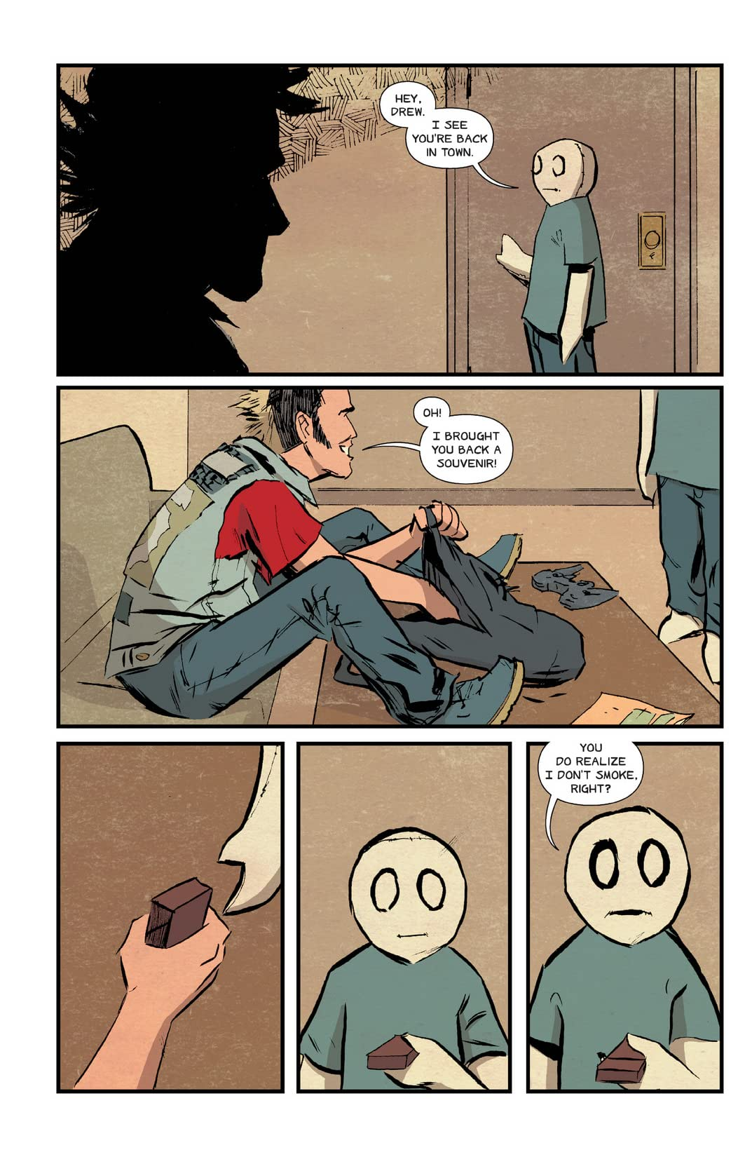 The Li'l Depressed Boy Vol. 2: Movin' Right Along