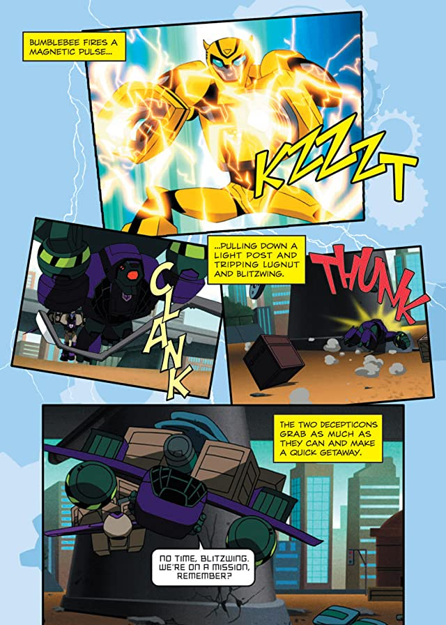 Transformers Animated Vol. 10