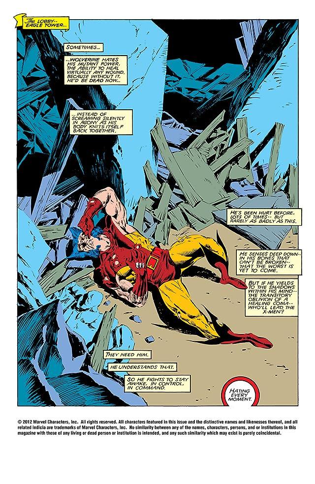 Uncanny X-Men (1963-2011) #226