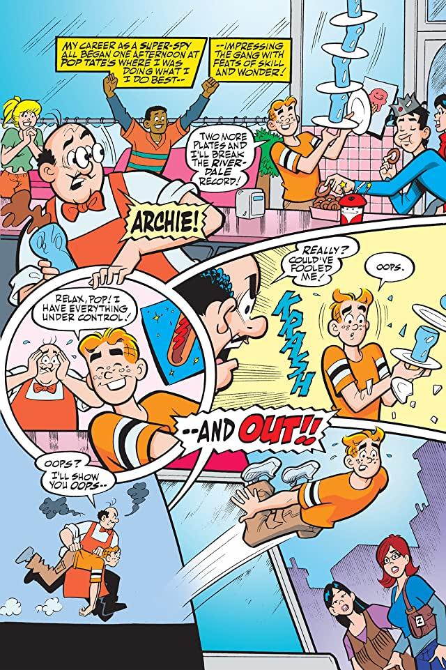 click for super-sized previews of Archie: The Man From R.I.V.E.R.D.A.L.E.