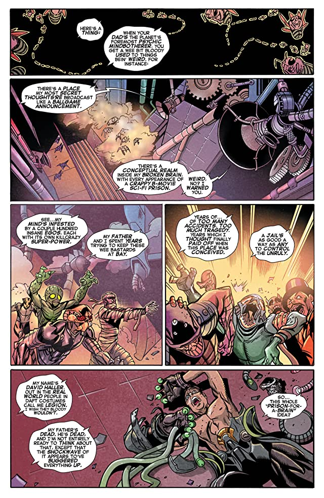 click for super-sized previews of X-Men: Legacy (2012-2014) #2