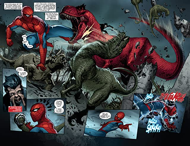 click for super-sized previews of Avenging Spider-Man (2011-2013) #15