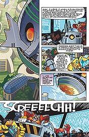 Sonic the Hedgehog #240