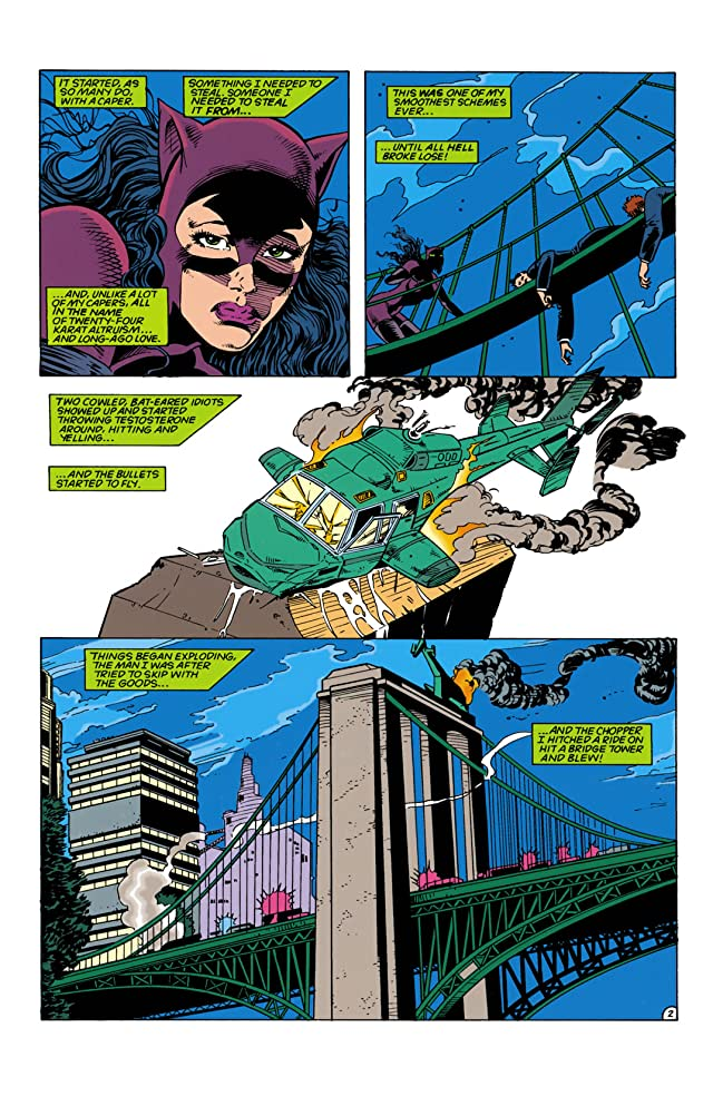 click for super-sized previews of Catwoman (1993-2001) #13