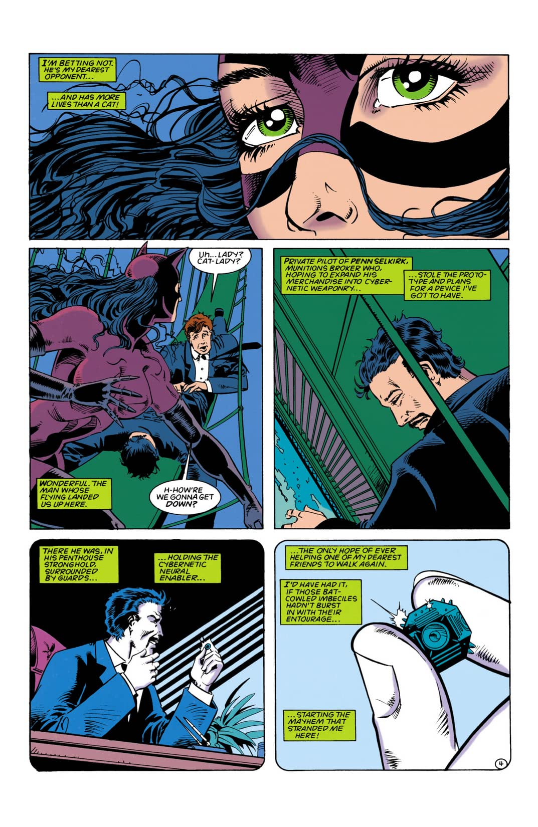 Catwoman (1993-2001) #13