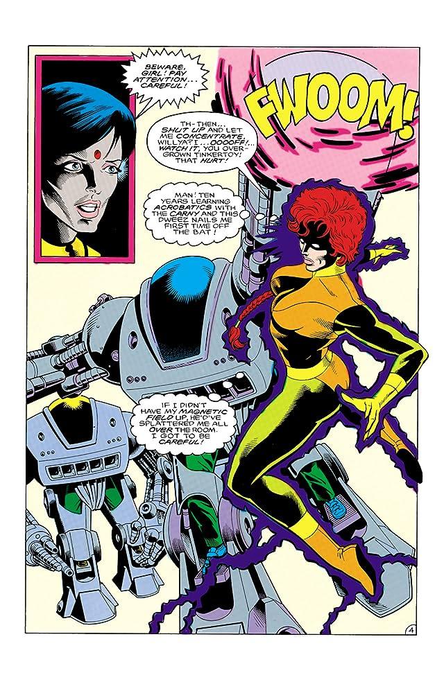 Doom Patrol (1987-1995) #4