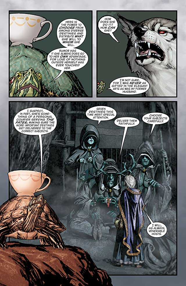 click for super-sized previews of Fables #123