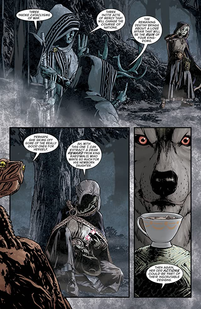 Fables #123