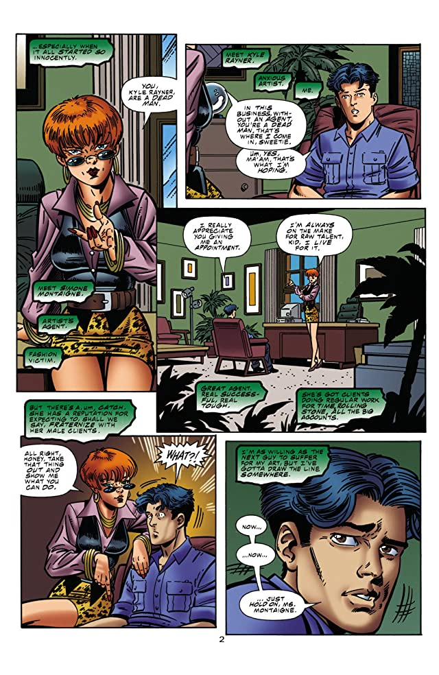 Green Lantern (1990-2004) #94